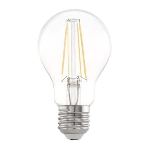 Лампа  LED филаментная 3 шага диммирования Eglo STEP DIMMING LM-LED-E27 6W 806Lm 2700K A60 11751