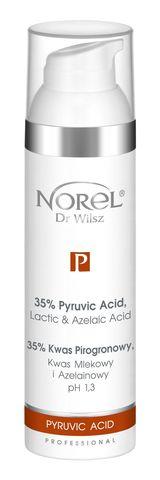 *35% Пировиноградная, молочная и азелаиновая кислота (NOREL/PIRUVIC ACID/75мл/PP 083)