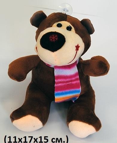 9STM-035 Медведь с шарфом