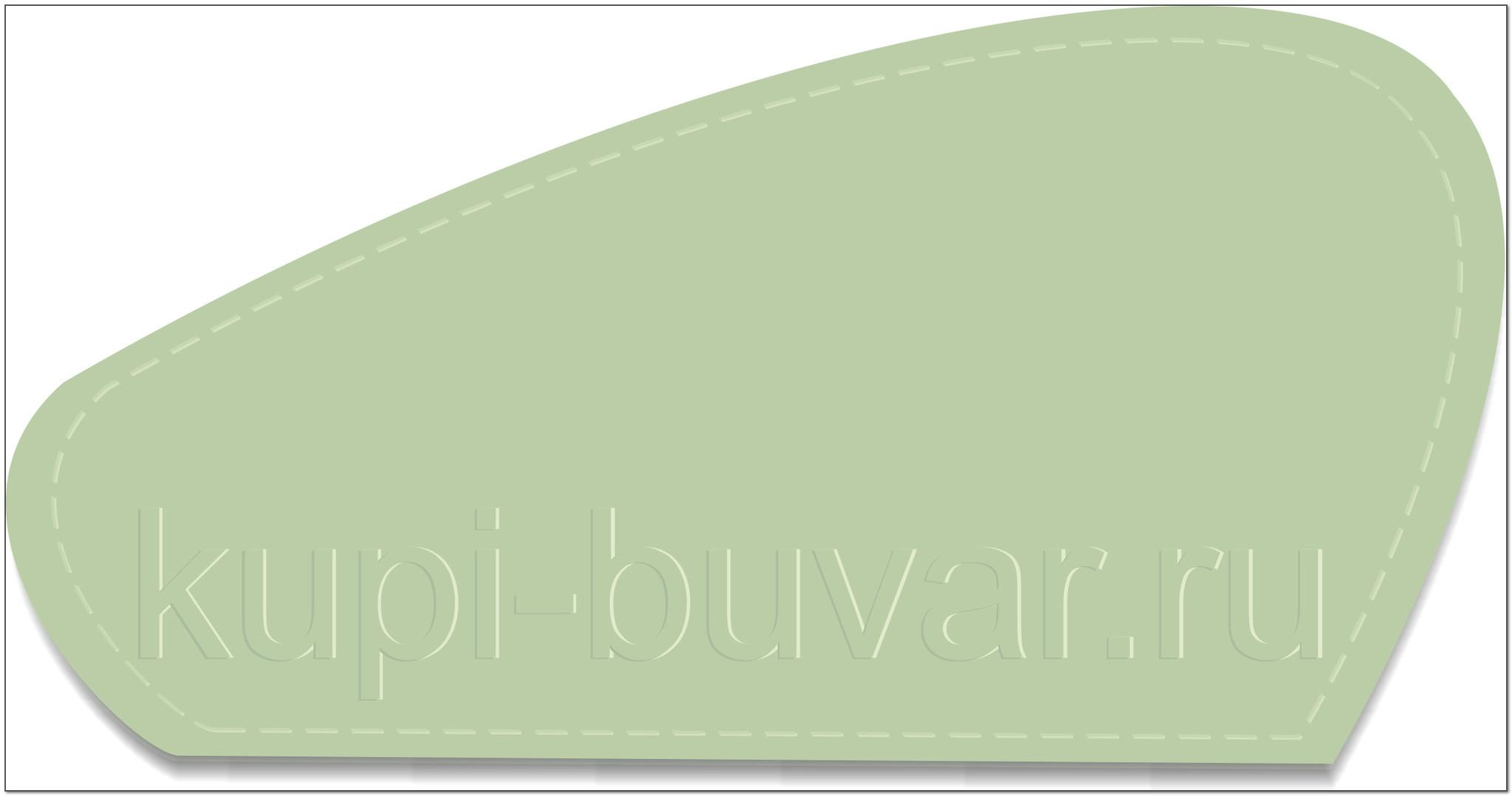 кожаный бювар - подложка на стол Венеция-8