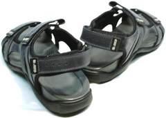 Модные сандалии туристические мужские Mi Lord 2066EKO Blue.