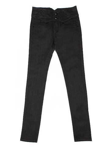 5578 джинсы женские, черные