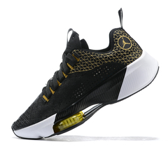 Jordan Air Zoom Renegade 'Black/White/Gold'