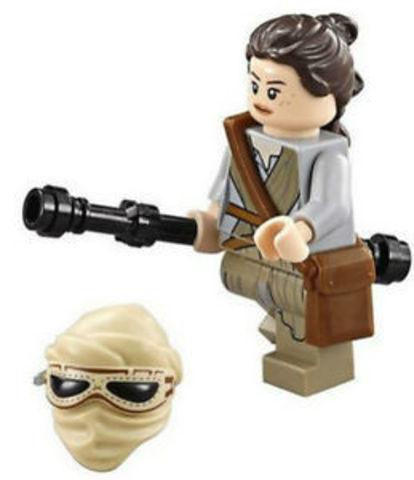 LEGO Star Wars: Спидер Рей 75099 — Rey's Speeder — Лего Стар ворз Звёздные войны Эпизод