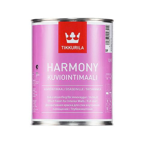 Tikkurila Harmony/Тиккурила Гармония декоративная краска