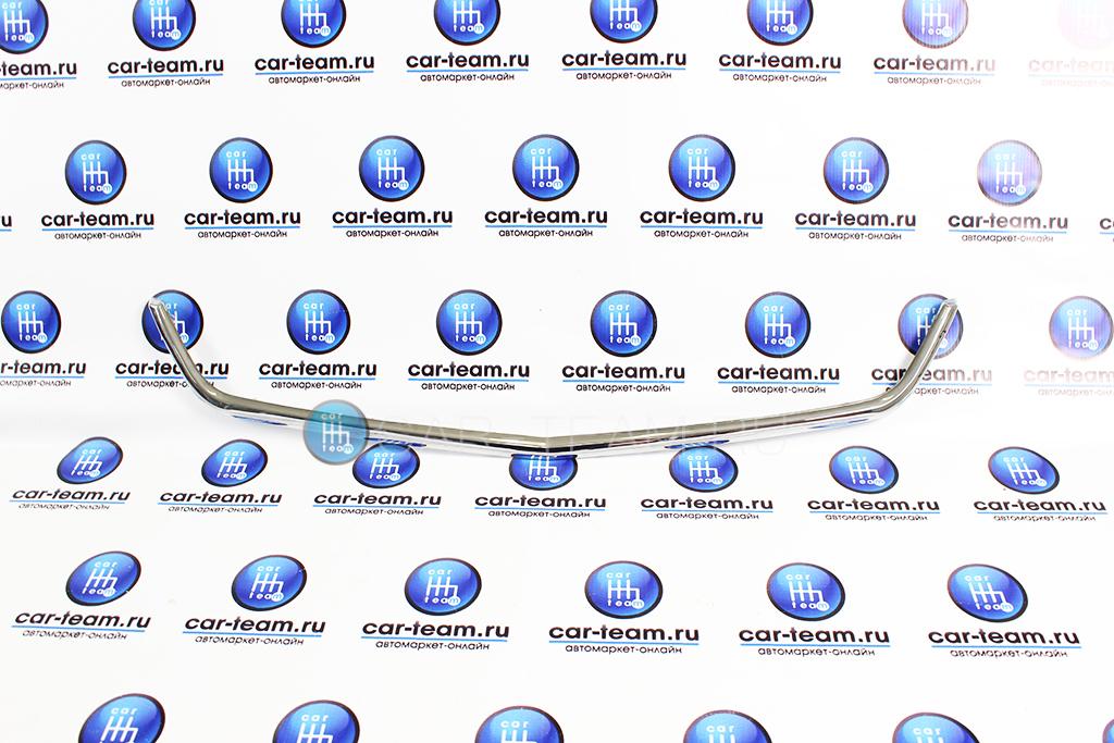 Молдинг решетки радиатора (улыбка) на Лада Приора SE хром, оригинал