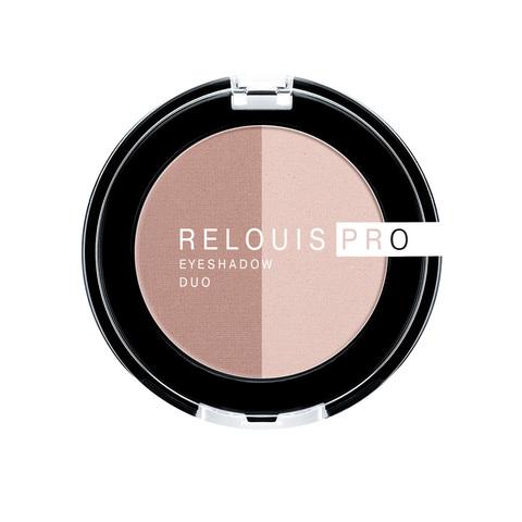 Relouis pro Тени для век Eyeshadow duo тон 101