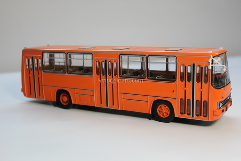 Ikarus-260 orange Classicbus 1:43