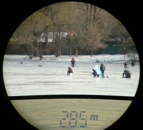 БИНОКЛЬ ДАЛЬНОМЕР STURMAN 8X42 LRF