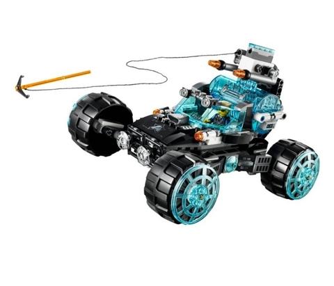 LEGO Ultra Agents: Секретный патруль агентов 70169 — Agent Stealth Patrol — Лего Ультра Агенты
