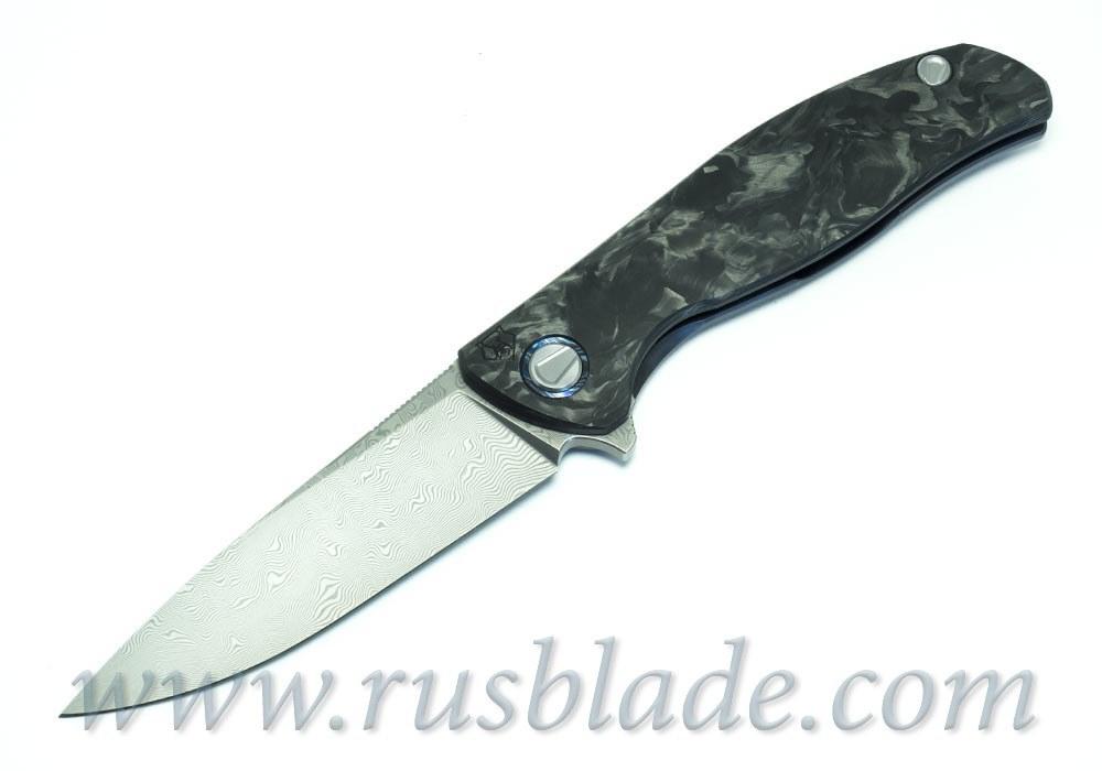 FULL CUSTOM Shirogorov Sergey Baikal knife