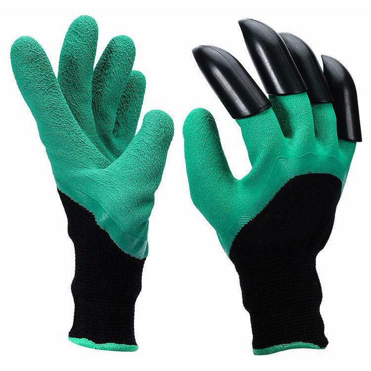 Для дачи, сада, огорода Перчатки садовые с когтями Genie Gloves 9f192e301cc17fecf04c217a39a005cd.jpg