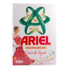 Стиральный порошок Ariel Color&Style автомат 450г