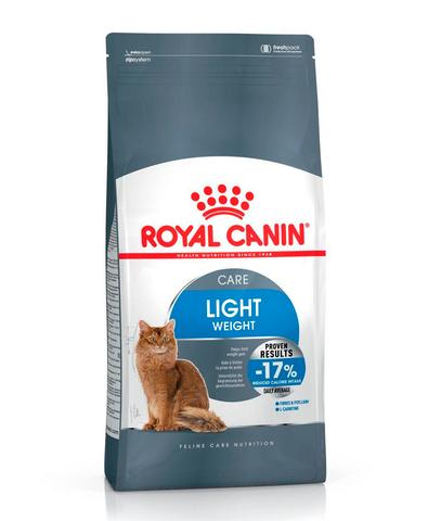 Royal Canin Light Weight Care сухой корм для кошек склонных к полноте 2 кг