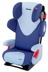 Детское кресло RECARO Start (материал верха Trendline Bellini Steel/Blue)
