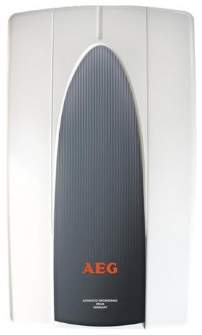 Проточный водонагреватель AEG MP 6