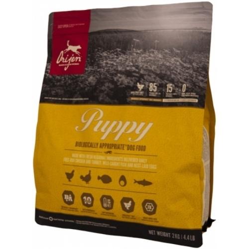 Сухой корм Беззерновой корм для щенков всех пород, Orijen Puppy Dog щенк_мелк_2.jpeg