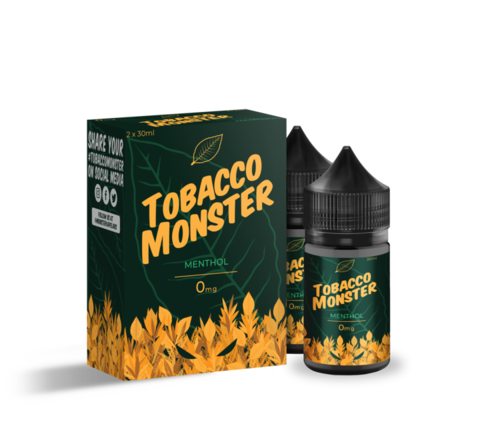 Menthol by Tobacco Monster 30/60мл