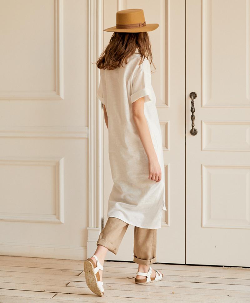 Платье Ноар белое
