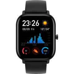 Часы Amazfit GTS Black (Черный) Global