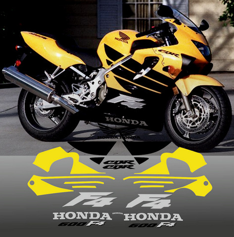 Набор наклеек HONDA CBR 600 F4 1999