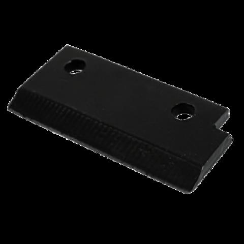 Нож сменный двухзаходного шнека для грунта DDE 250 мм (пара) (SK-250)