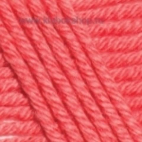 Пряжа Ideal YarnArt Коралловый 236