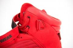 Кроссовки Gorilla wear HIGH TOPS Red