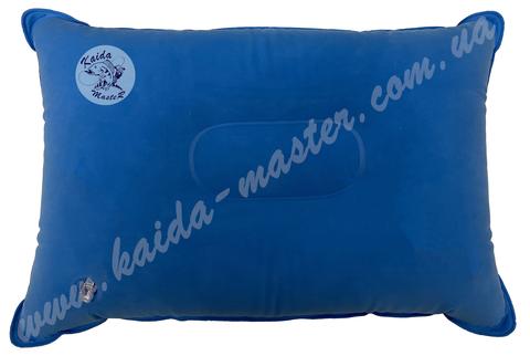 Надувная подушка туристическая 42 x 29 см