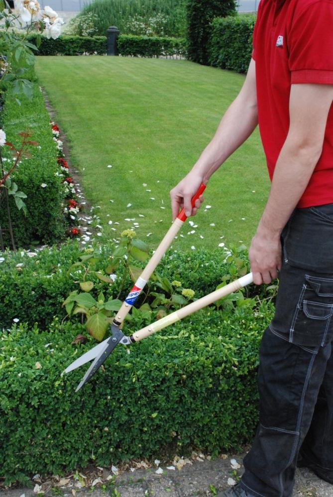 Ножницы садовые  для живой изгороди Okatsune 205