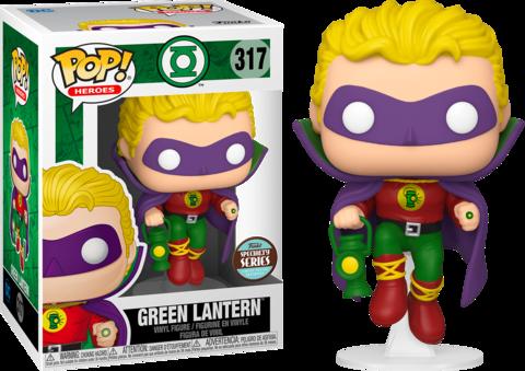 Фигурка Funko Pop! Heroes: Green Lantern (Excl. to Specialty Series)