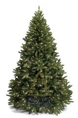 Ель искусственная Royal Christmas Washington Premium с огоньками - 150 см.