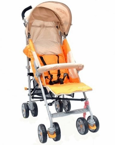 Коляска-трость Baby Care Polo Light Orange
