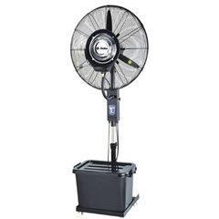 Вентилятор напольный с увлажнителем воздуха DELTA DL-024H черный