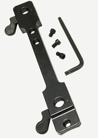 Основание Leupold QR на Browning Bar