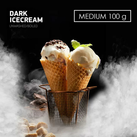Табак Dark Side 100 г CORE DARK ICECREAM