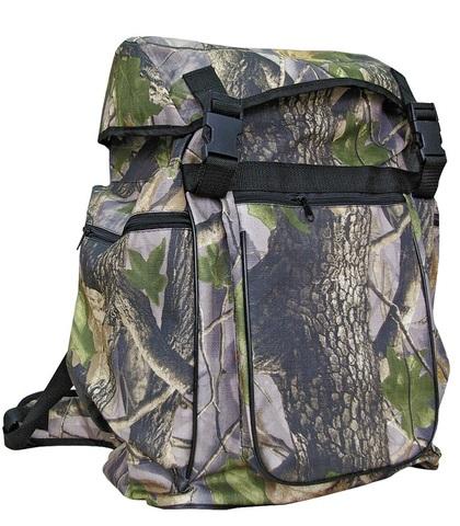 Рюкзак для охоты рыбалки туризма  модель 01 (с крышкой) 30 л