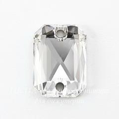 3252 Пришивные стразы Сваровски Cut Crystal (14х10 мм)