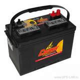Аккумулятор Crown 27DC115 ( 12V 115Ah / 12В 115Ач ) - фотография