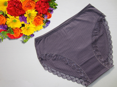 3089-8 трусы женские, фиолетовые