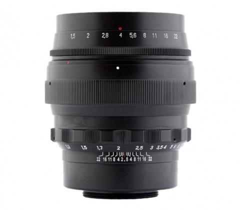 Объектив Зенит Гелиос 40-2 85mm f/1.5 с байонетом M42