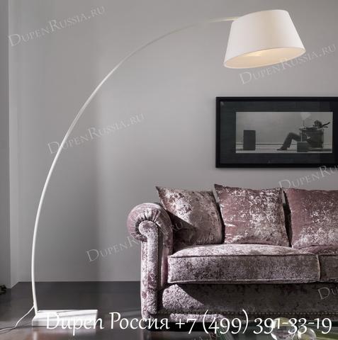 Торшер LF-10059WH White и Диван DUPEN CHESTER