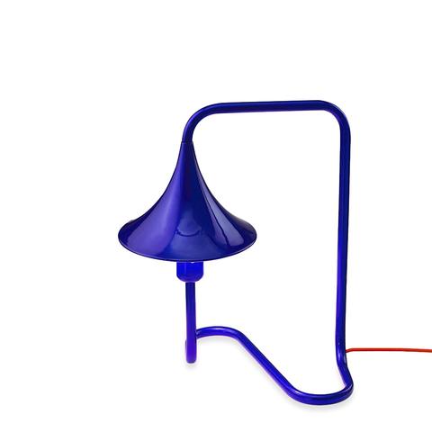 Настольный светильник копия Self by Almerich (синий)