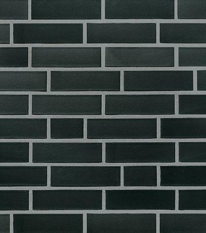 Roben - Faro, schwarz nuanciert, NF9, 240x9x71, гладкая (glatt) - Клинкерная плитка для фасада и внутренней отделки