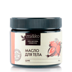 МиКо, Масло для тела Шик от растяжек, 60мл