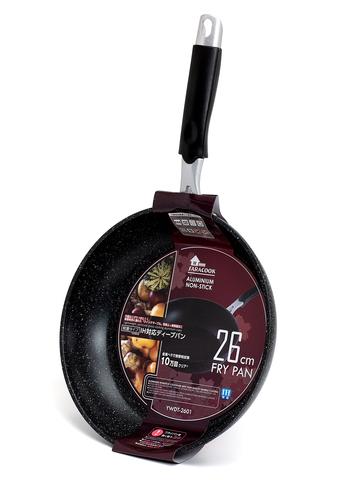 Сковорода мрамор d 2602 Wok Pan