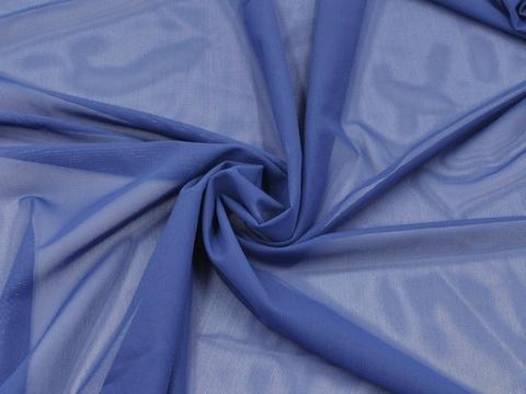 Эластичная сетка, французский синий (очень упругая), (Арт: ES-2187)