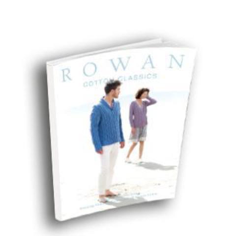 Журнал ROWAN Cotton Classics