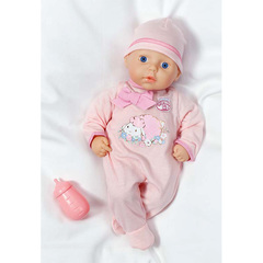 Zapf Creation Baby Annabell  Кукла с бутылочкой, 36 см (794-449)