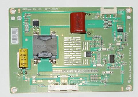kpw-le47fc-0 a rev0.6 6917l-0152b LED DRIVER телевизора PHILIPS